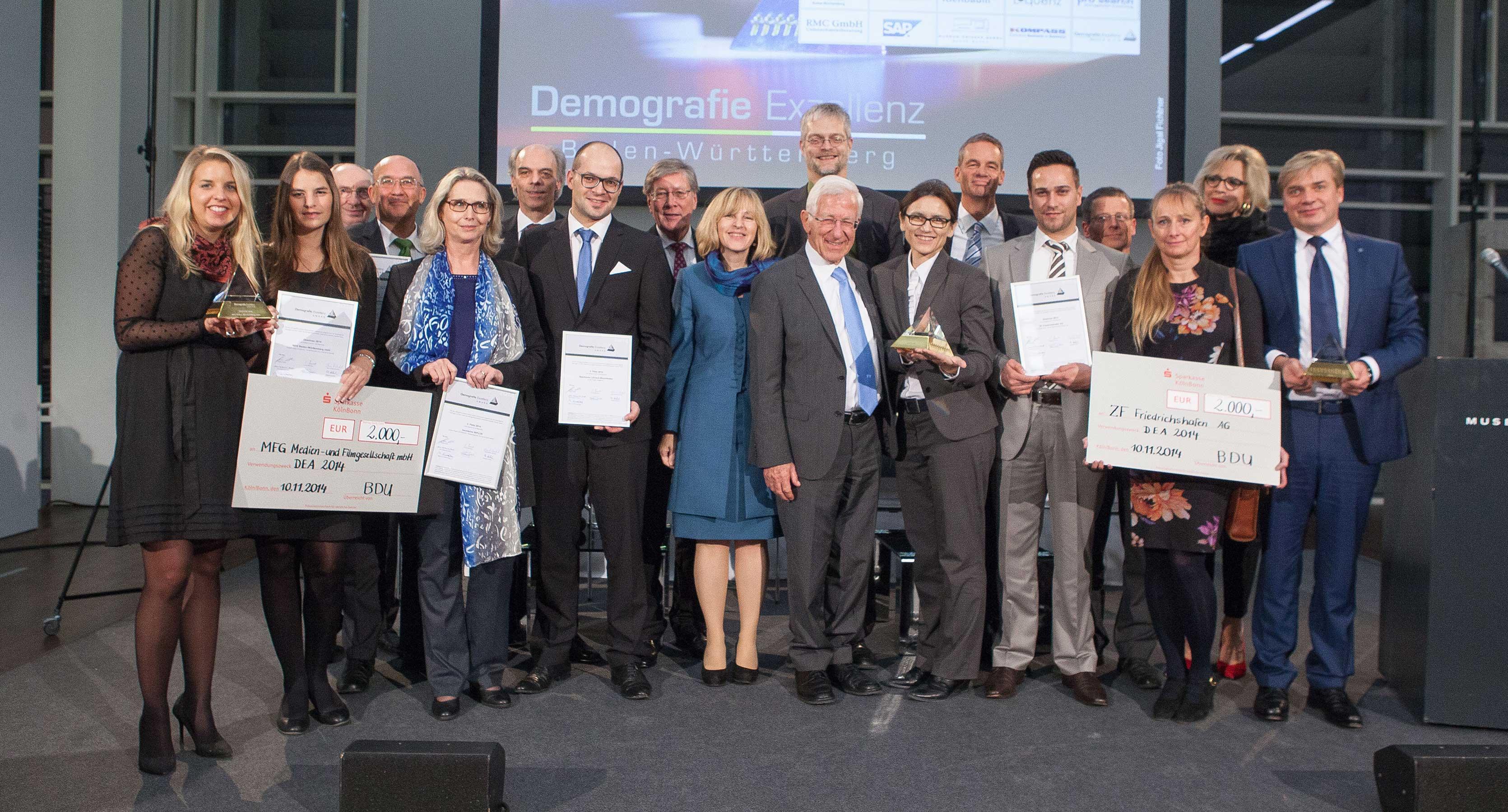 DEA Preistraeger 2014